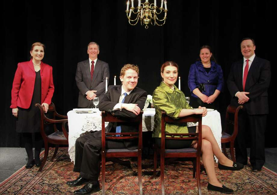 """The Dining Room"" runs through March 22 at the Square One Theatre Company. Photo: Contributed Photo"