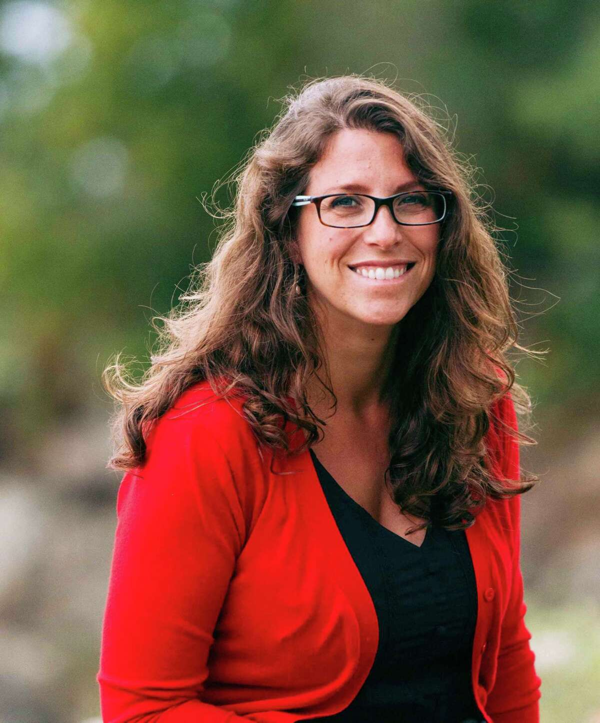 """Alena Dillon is a Fairfield native who published her first book """"Mercy House"""" in February."""