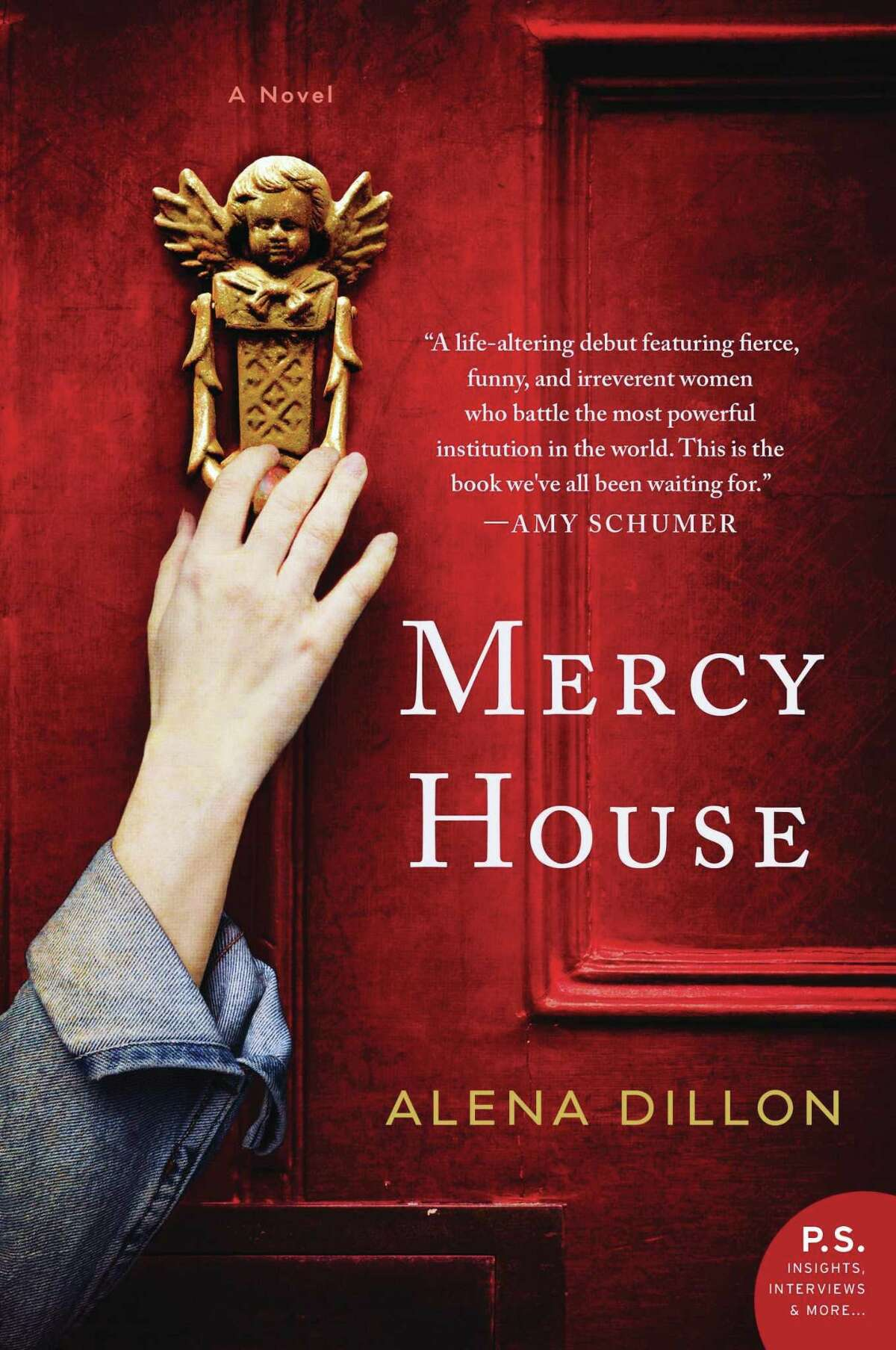"""Mercy House"" was written by Fairfield native Alena Dillon."