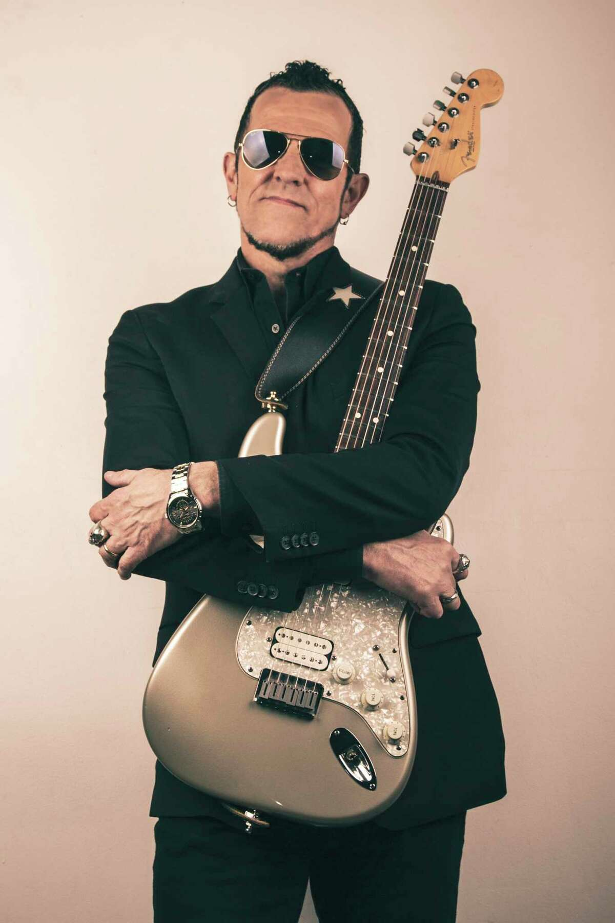 Gary Hoey will play Fairfield Theatre Company on March 14.