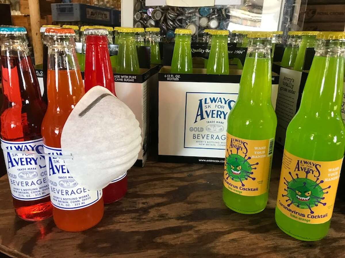 Avery Soda in New Britain, Conn. launched their new temporary flavor called