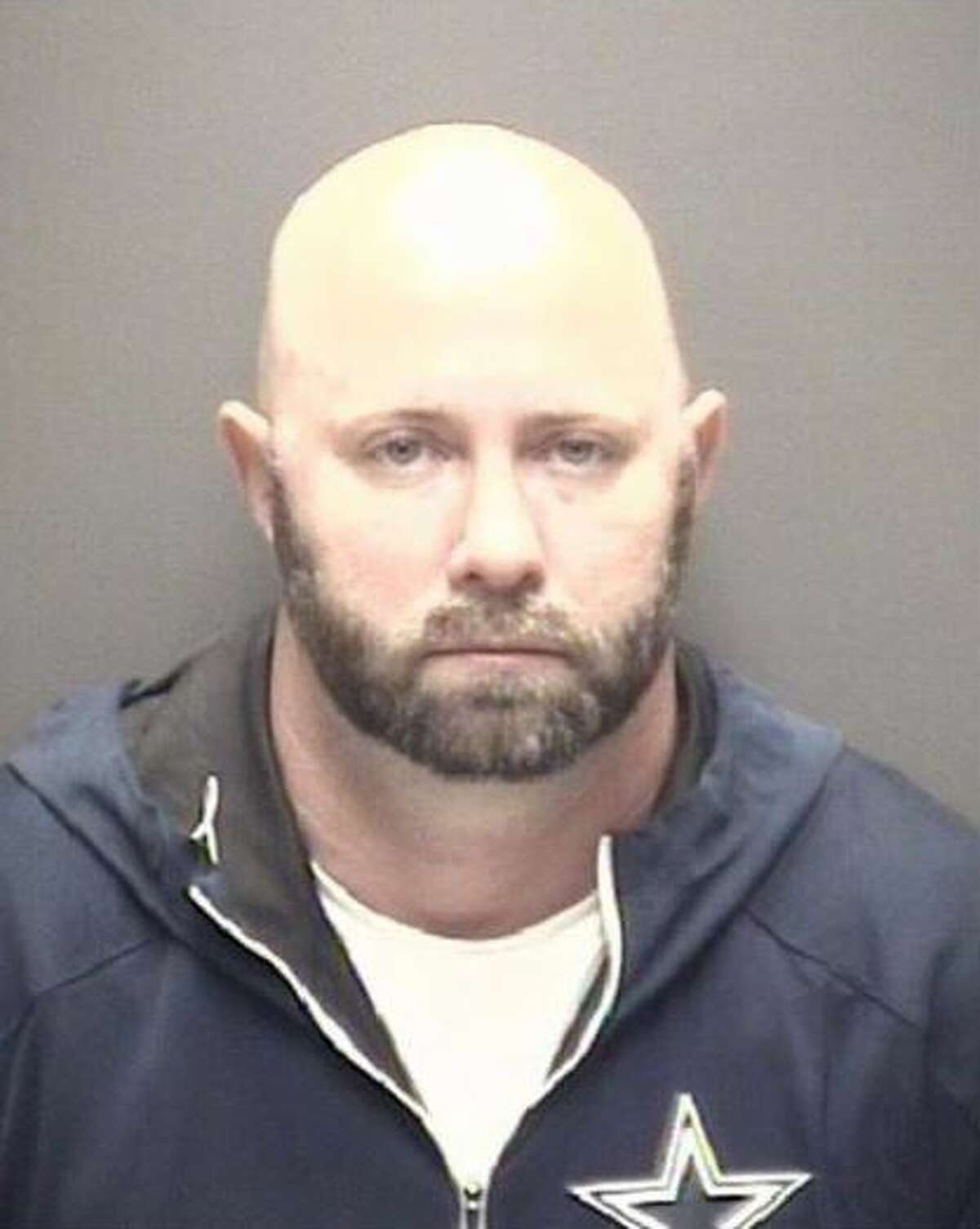 Court records allege that Aaron Willis, 42, approached and confronted a 14-year-old boy and physically assaulted him by