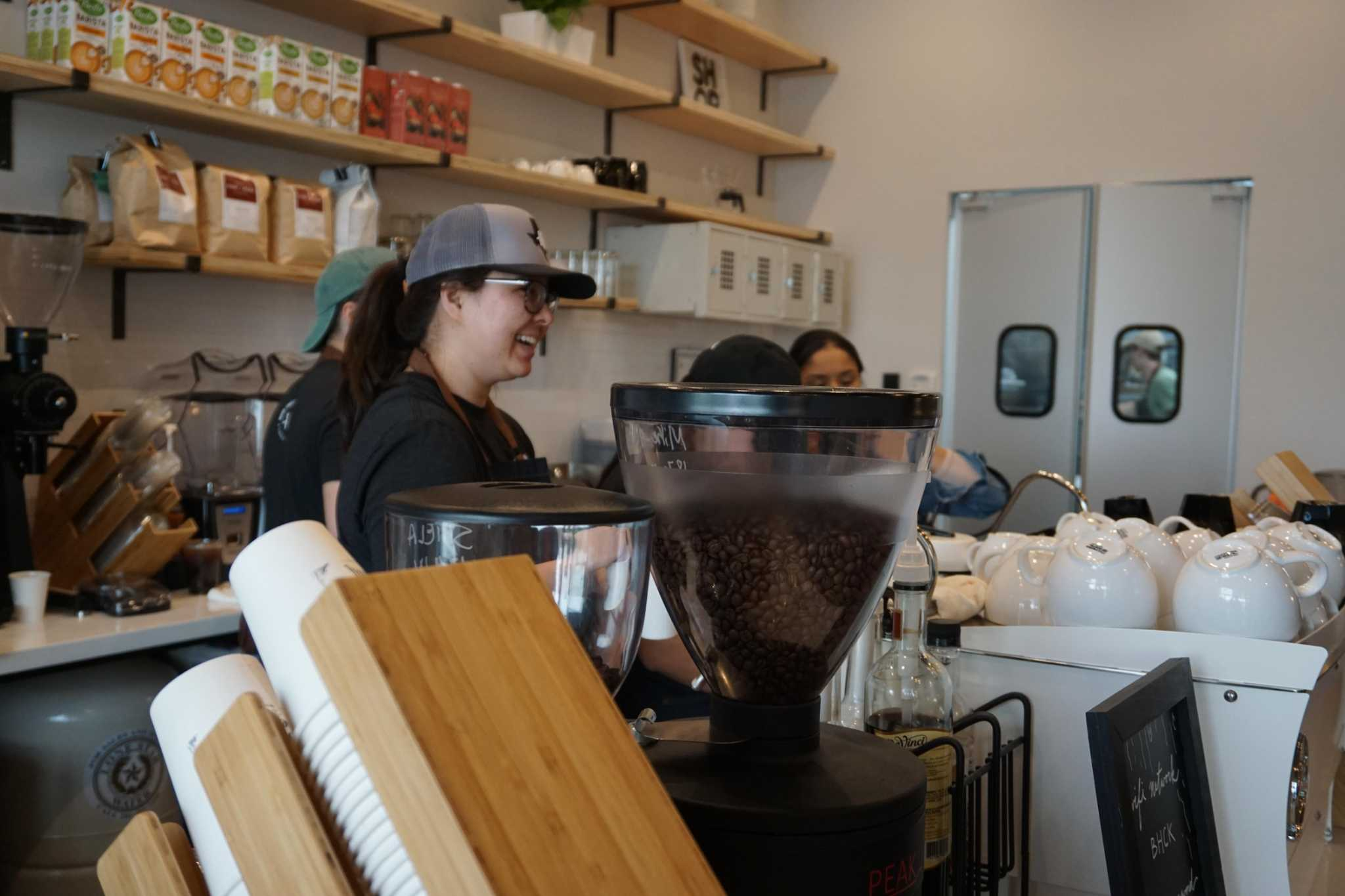 Blockhouse Coffee Kitchen In Katy Focuses On Family Community
