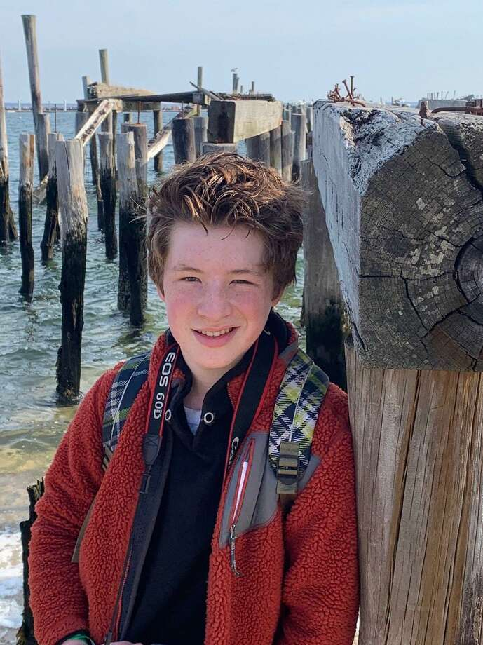 Wyatt Lee of Kent has been named the recipient of Marvelwood School's 2020 town scholarship. Photo: Courtesy Of Sarah Thornington Cericola / The News-Times Contributed
