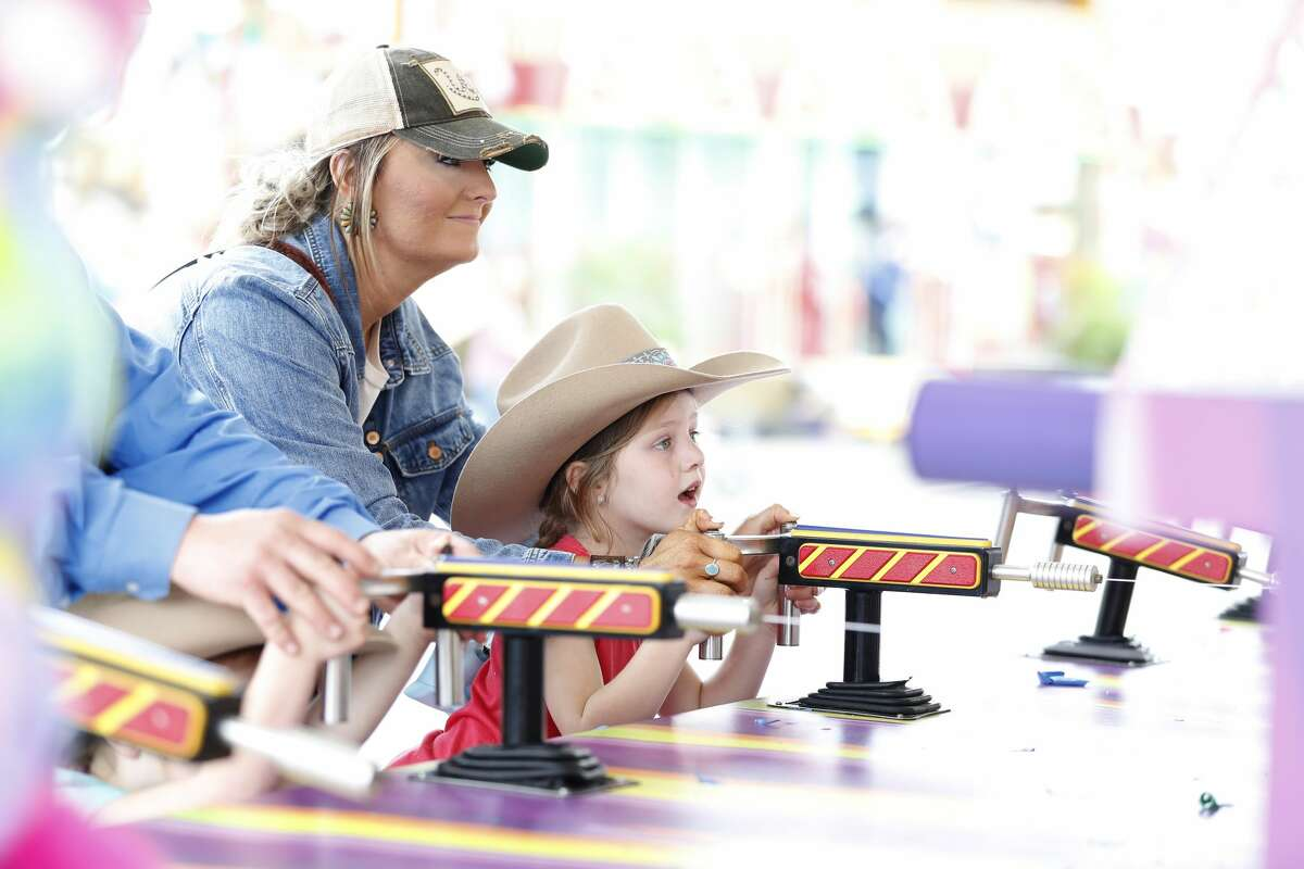 """Carnival freebiesOn """"Free Family Wednesdays"""" seniors 60 years and older and children 12 years and under can enter the NRG Park grounds for free until noon. Snag $2 rides and games and $2 food or drink items from 11 a.m. to 4 p.m. at participating stands."""