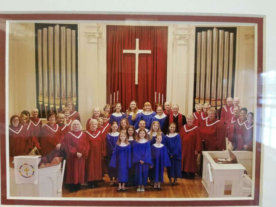 The choir at Orange Congregational Church is looking for choir members from other churches or choral groups to join them in singing Handel's Messiah Sunday at 4 p.m. Photo: Contributed Photo / Contributed Photo