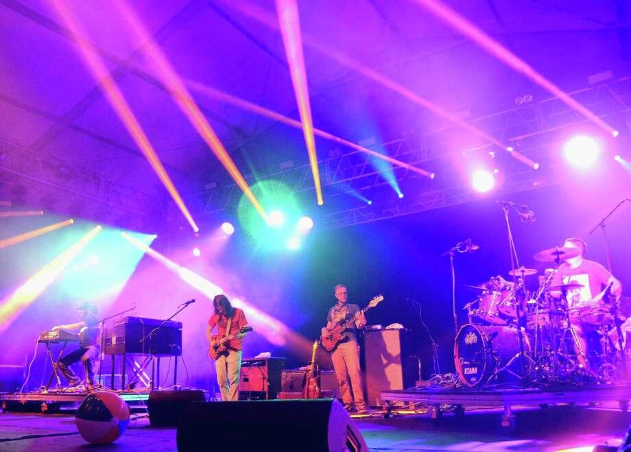 Dopapod in concert in 2015. Photo: Jeff Kravitz/FilmMagic / Getty Images / 2015 Jeff Kravitz