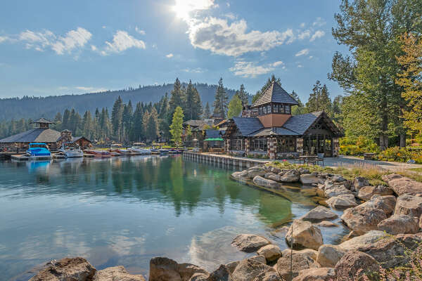 Lake Tahoe's Fleur du Lac Estates set the stage for some of the most memorable scenes in the legendary movie, Godfather II. Now, the private, on-site residence of the renowned enclave's property developer, at 4000 West Lake Boulevard, is on the market for $5.5 million.
