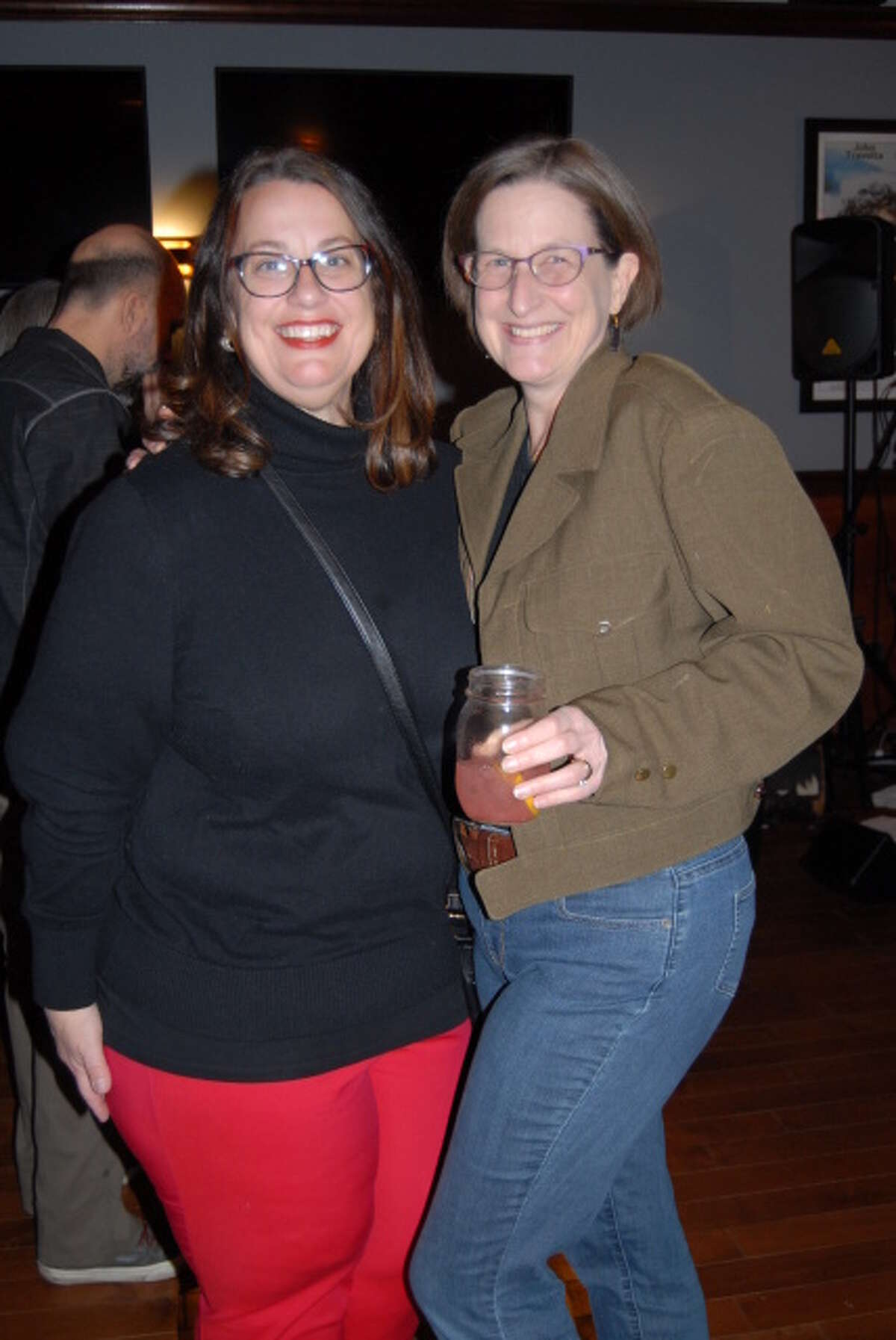 Were you Seen at the Albany Fund for Education's fundraiser for the Feed and Read Program at the Madison Theatre in Albany on Feb. 22, 2020?