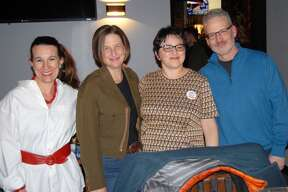 Were you seen at the Feed and Read Fundraiser on February 22 in Albany