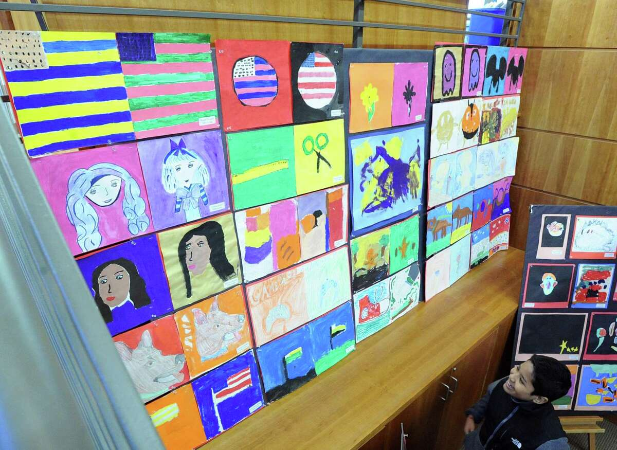 There will be an Art Opening Reception for the New Lebanon School Art Show from 4:30 to 6:30 p.m. Wednesday in the Byram Shubert Library Community Room. The exhibition will feature art from the students of the neighborhood elementary school. Students from each grade will be represented. The show runs through March 30 at the library.
