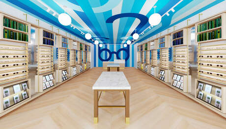 Warby Parker will open in CityCentre in west Houston on March 21.