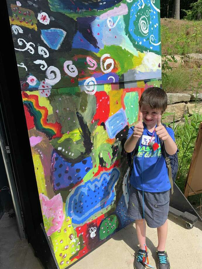 The American Mural Project (AMP) is offering five different week-long summer camps for children ages 7-12. Photo: American Mural Project / Contributed Photo /
