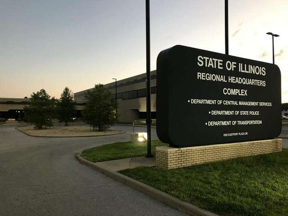 Illinois State Police District 11 officials have confirmed they are seeking to build a new $55 million headquarters on a 4-acre site in St. Clair County and close the current facility at 1100 Eastport Plaza in Collinsville. Photo: Hearst File Photo