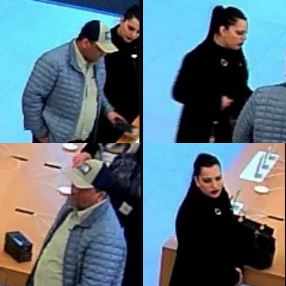 Do you recognize these suspects? Photo: / Greenwich Police Department