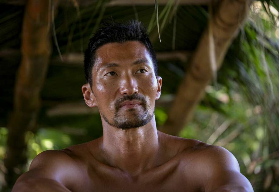 Yul Kwon on the second episode of SURVIVOR: WINNERS AT WAR, which aired Wednesday, Feb. 19 on the CBS Television Network. Photo: CBS Photo Archive/CBS Via Getty Images