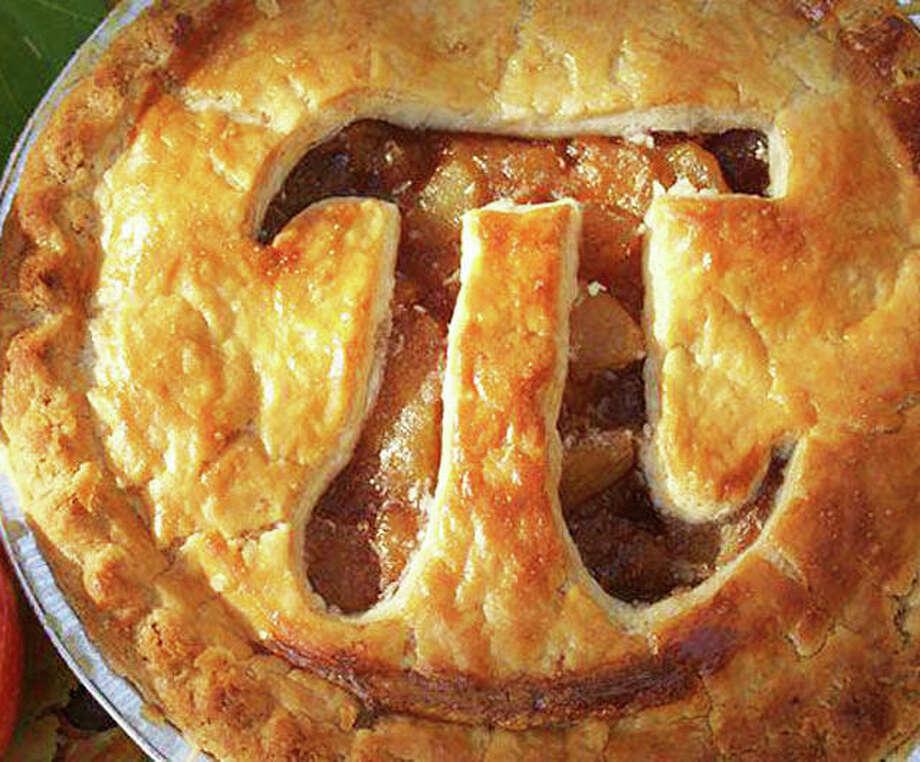 Pi pie Photo: For The Telegraph