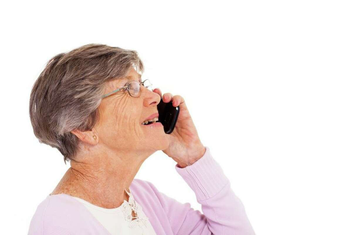 Call Grandma. Or anyone else you have been meaning to talk to for a while. Re-establish that connection with a loved one while you're trapped at home anyway.