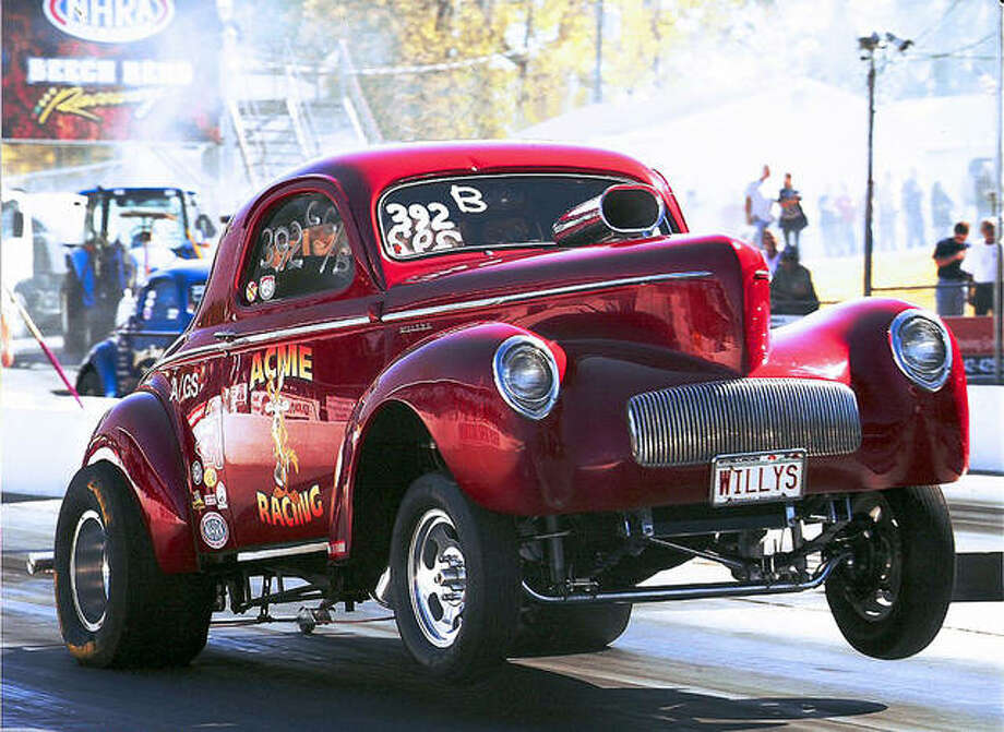 The drag racing stars of '60s and '70 drags strips across the nation will make return to the quarter mile May 8 and 9 at World Wide Technologies Raceway in Madison as part of the Mother Road Rendezvous.
