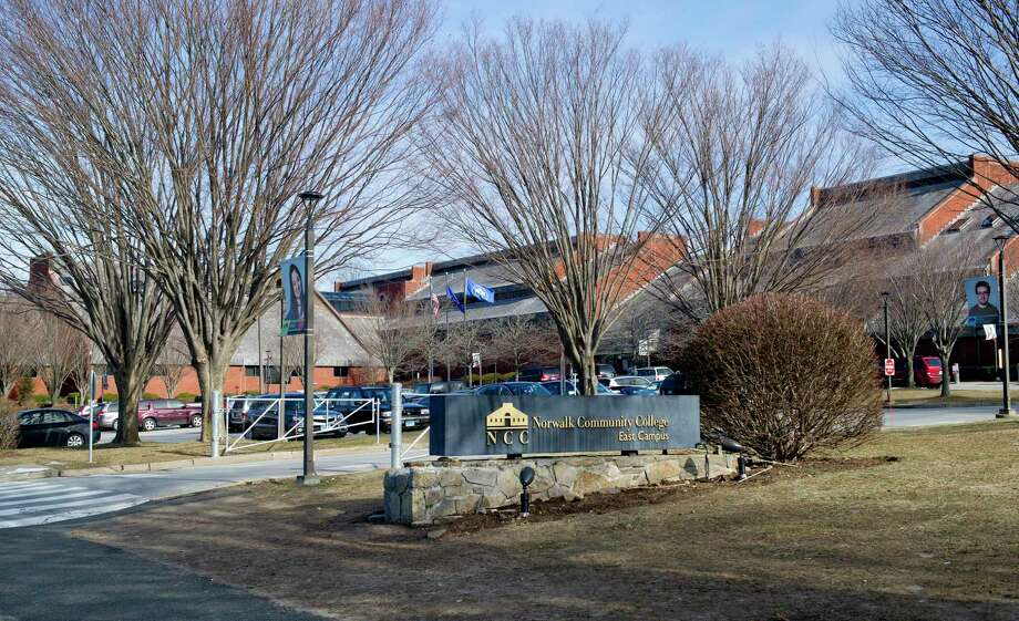 File photo of Norwalk Community College's East Campus in Norwalk, Conn. Photo: Hearst Connecticut Media File Photo / Stamford Advocate