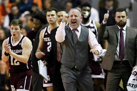 Picked to finish 12th in the 14-team SEC, A&M earned the No. 7 seed in the conference tournament under coach Buzz Williams.