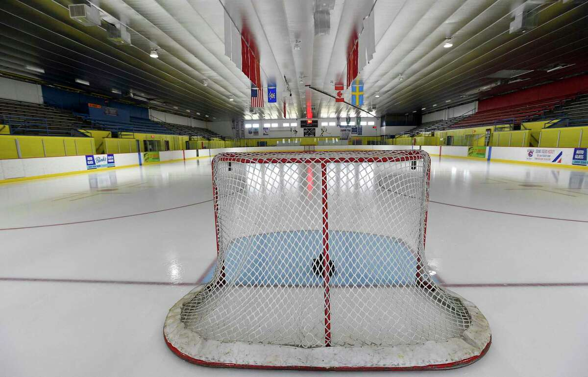 An empty net and darken arena at Terry Conner's Rink, highlight the effects of the decision made, the dreams of many seniors hoping to play and fulfill their high school careers as they look for one last opportunity to bolster the college resumes. CIAC: First in the nation As the coronavirus was spreading, the CIAC made a startling decision on March 10 - the winter tournaments would be canceled, depriving teams the opportunity to make state title runs. Reaction was swift and heated, as the CIAC was criticized by many because athletes and coaches felt the brunt of the decision. Yet public opinion turned within 24 hours. By the evening of March 11, the NBA suspended its season. A day later, the NCAA called off March Madness. Suddenly Connecticut's high schools seemed prescient and the entire sport world came to a complete stop.