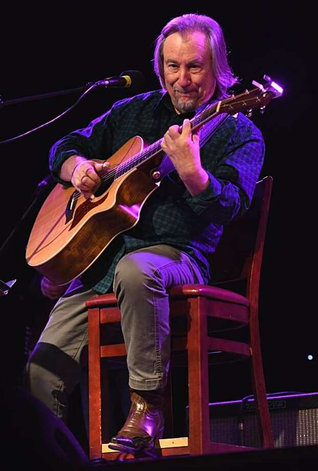 """Singer, songwriter, guitarist and record producer Jim Messina is shown performing for his fans at Infinity Hall in Hartford March 8. His latest album, """"In the Groove"""", includes selected hits from all three of his previous bands (Buffalo Springfield, Poco and Loggins & Messina) as well as several of his solo works. Jim Messina is set to perform another Connecticut show at the Ridgefield Playhouse March 12. To learn more about Jim Messina you can visit www.jimmessina.com Photo: John Atashian / Contributed Photo /"""