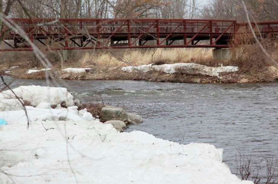 With warmer temperatures comes the annual watch of the Muskegon River's water levels. (Pioneer file photo)