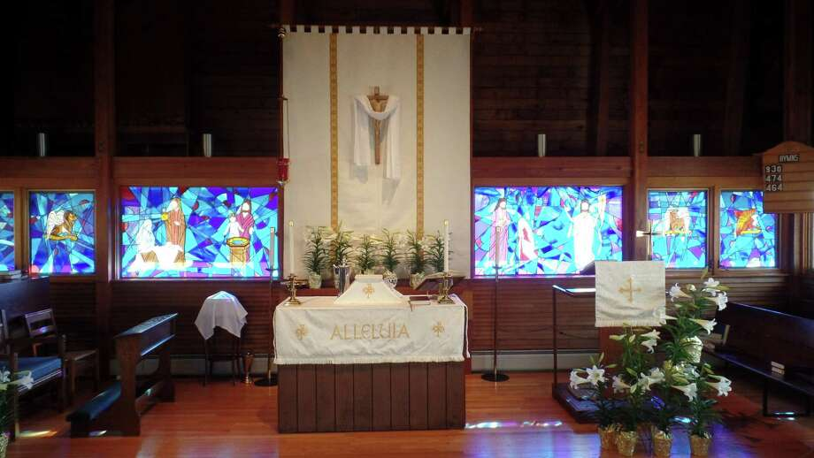 Zion Evangelical Lutheran Church will offer services during Holy Week April 9-12. Photo: Contributed Photo