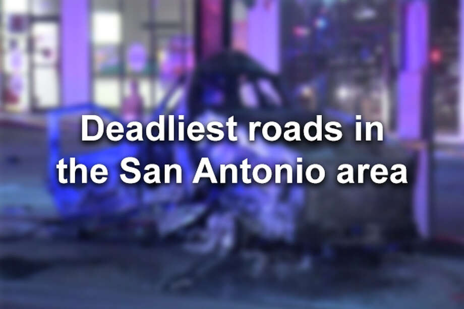 >>> Click through to see the San Antonio roadways with the most fatal crashes from January 2014-May 2019 >>> Photo: Ken Branca
