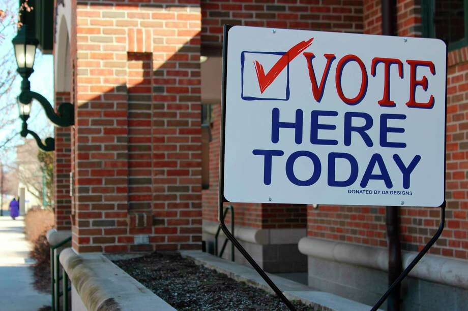A trio of ballot proposals passed in Benzie County during the March 10 primary election. (Photo/Colin Merry)
