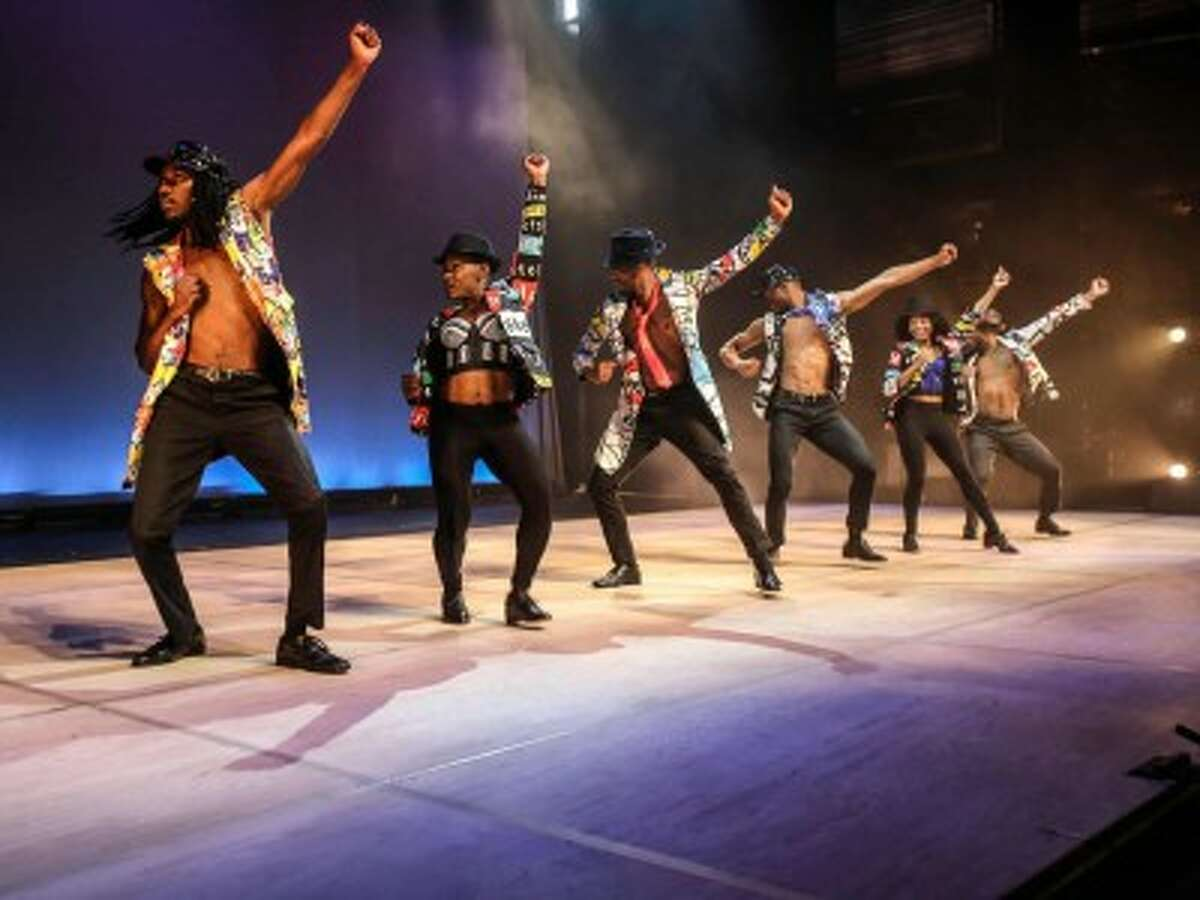 Proctors has furloughed workers because of the coronavirus. In this photo Step Afrika performs at Proctors. Proctors, 432 State St., Schenectady.