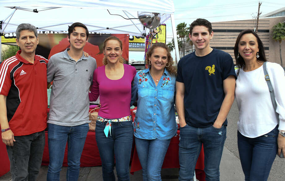 Laredoans got a chance to shop with local artists and vendors at the Spring Mercadito Fest on Sunday, March 8. Photo: Diana Garro/Laredo Morning Times