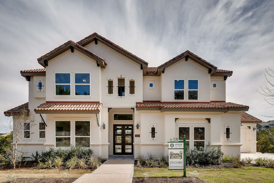 2020 Spring Tour of Homes McNair Custom Homes at Hidden Canyon234 Majestic Bluff, San Antonio TX 78258  Photo: McNair Custom Homes