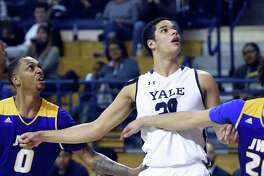 While several Yale basketball players are taking a leave of absence this semester, Paul Atkinson appears to be on campus this fall.