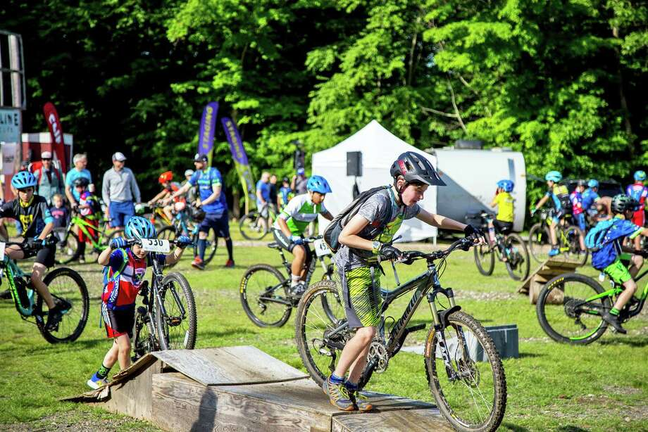 The CT Cycling Advancement Program, a three-time USA Cycling Center of Excellence program, is forming youth/teen mountain bike teams throughout the state. They will begin practice April 1. Photo: Contributed Photo