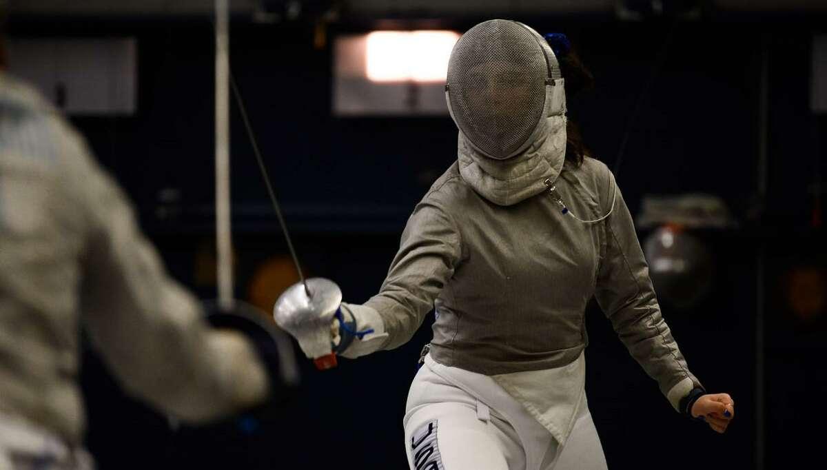 Yale's Sydney Hirsch won women's sabre event at NCAA Northeast Regionals