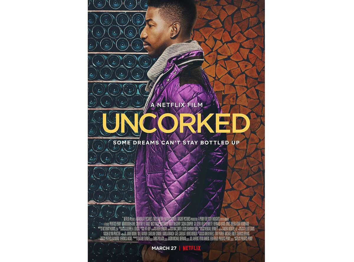 'Uncorked,' a Netflix film to be released on March 27, pits Memphis barbecue against the world of master sommeliers.