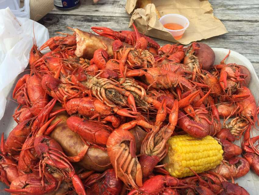 Boil House It sells out fast, so you'll want to place your order early. The Heights spot is selling live and cooked crawfish by carry-out or through delivery by third-party company Favor.