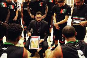 Eric Weissling, 32, is one of three assistant coaches under Sergio Molina's Mexican national team, which has the opportunity to qualify for the 2020 Olympics in Tokyo. The team will need to get past Russia and Germany in the FIBA Olympic Qualifying Tournaments hosted in Croatia in June in which four teams will be selected to move on to the worldwide stage.