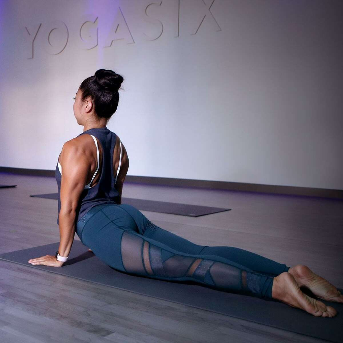 YogaSix is coming to Creekside Park West in The Woodlands.
