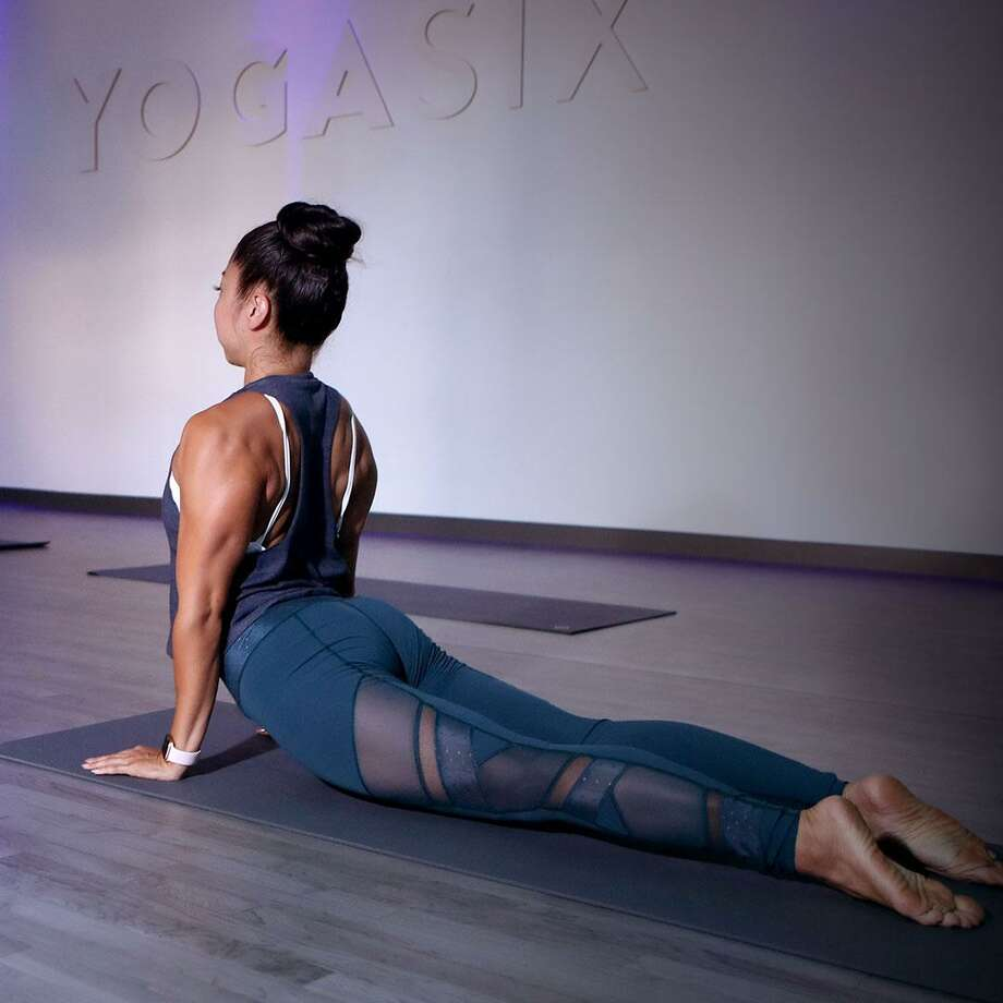YogaSix is coming to Creekside Park West in The Woodlands. Photo: The Howard Hughes Corp. / Andre Niesing