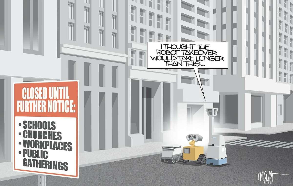 Tom Meyer cartoon