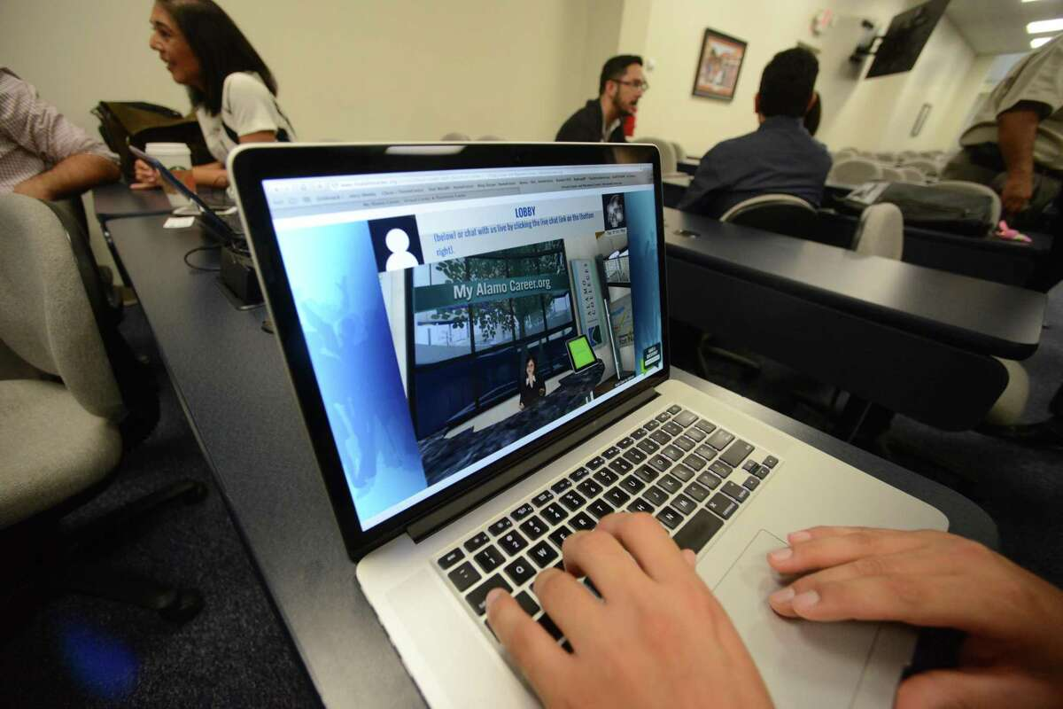 Most colleges in San Antonio will be online-only - at least for a while.