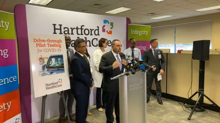 Jeffrey Flaks, president and CEO of Hartford HealthCare, in a recent file photo. Photo: Hartford HealthCare / Contributed