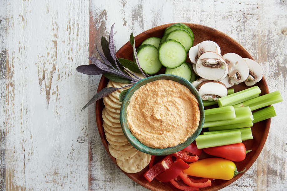 "Firefly Kitchens offers up a ""Kimcheese"" spread, alongside many other recipes in its ""Fresh and Fermented"" cookbook. Photo: Courtesy Firefly Kitchens"