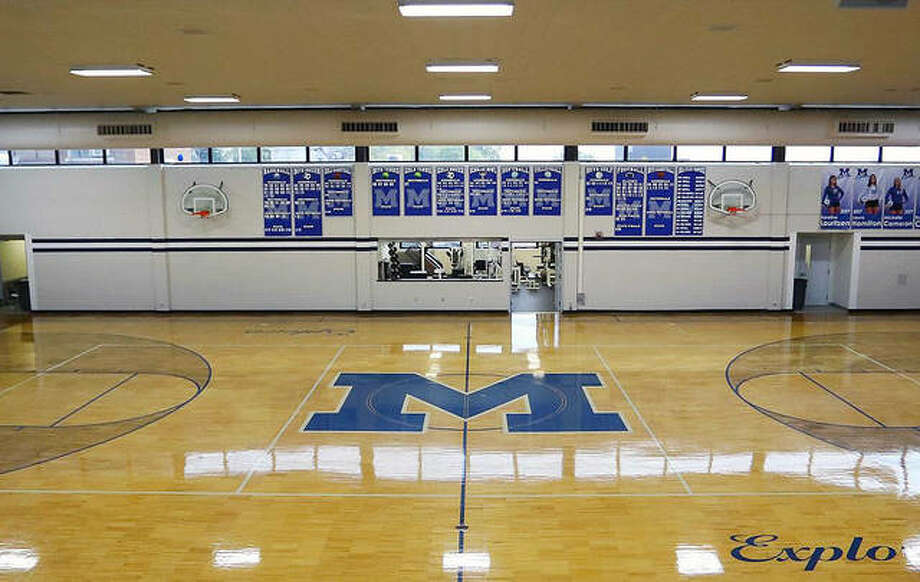 The Marquette Catholic High gym sits empty and won't be the site of any more prep basketball games. That's fortunate timing for all area schools which are developing plans to deal with any coronavirus threats. winter sports are nearly over and athletes are switching from indoor winter sports to outdoor spring sports such as track, soccer, baseball, softball and tennis. The virus appears to affect indoor activities more than outdoor, but officials still recommend caution. Photo: File Photo