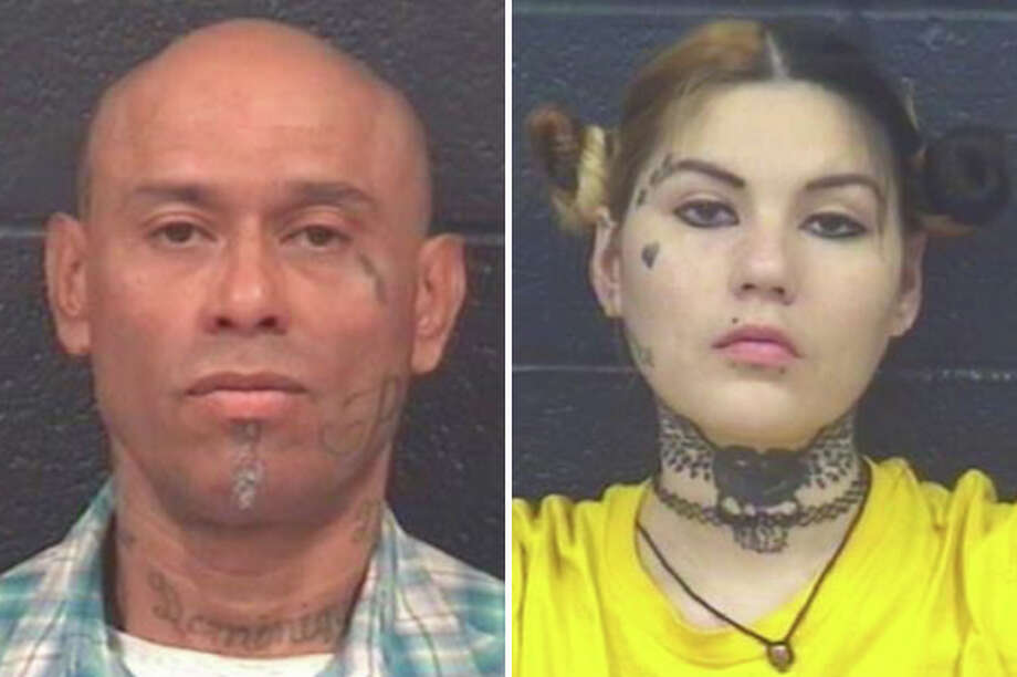 Laredo Police arrested a couple accused of animal cruelty. Photo: Courtesy