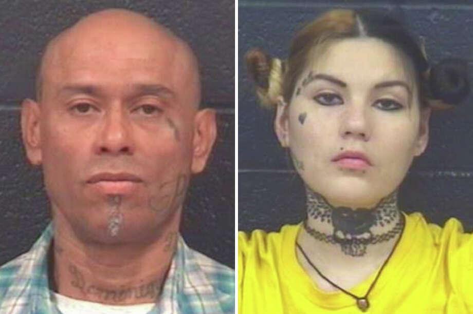 Laredo Police arrested a couple accused of animal cruelty. Photo: Courtesy