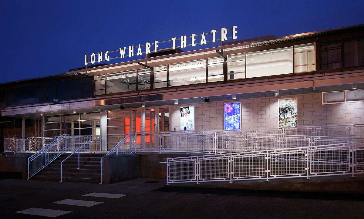 Long Wharf Theatre in New Haven.